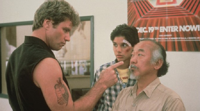Everything I know about martial arts tournaments I learned watching bad karate movies
