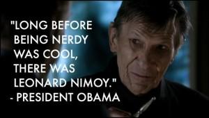 ObamaNimoy