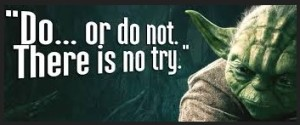 Tang Soo Do... or Tang Soo Do not. There is no try.
